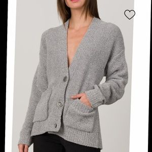 Margaret O'Leary grandpa sweater
